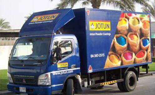 jotun powder coating price