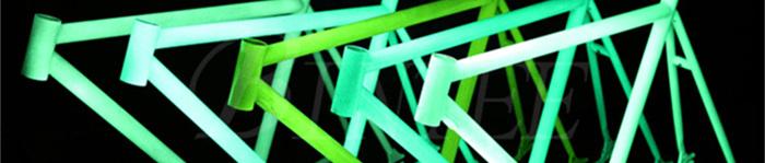 Luminous Powder coating,Glow In The Dark