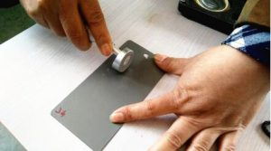 powder coating cross cut testing