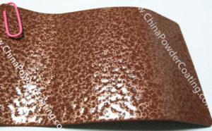 antique brown copper powder paint