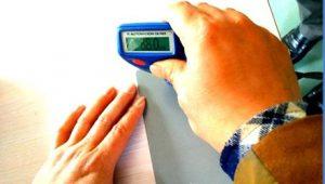 powder coating gloss test