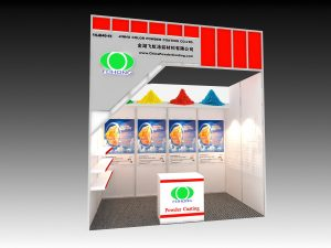 powder coating exhibition