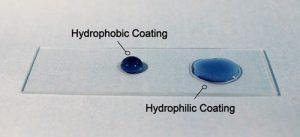 hydrophobic paint